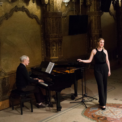 """""""Far and Near"""" Concert with Cantanti Project"""