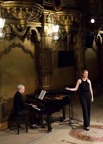 Rebecca Richardson, Soprano & Voice Coach