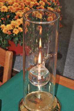 Communion Table Candle