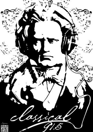 Classical Radio Advertisement