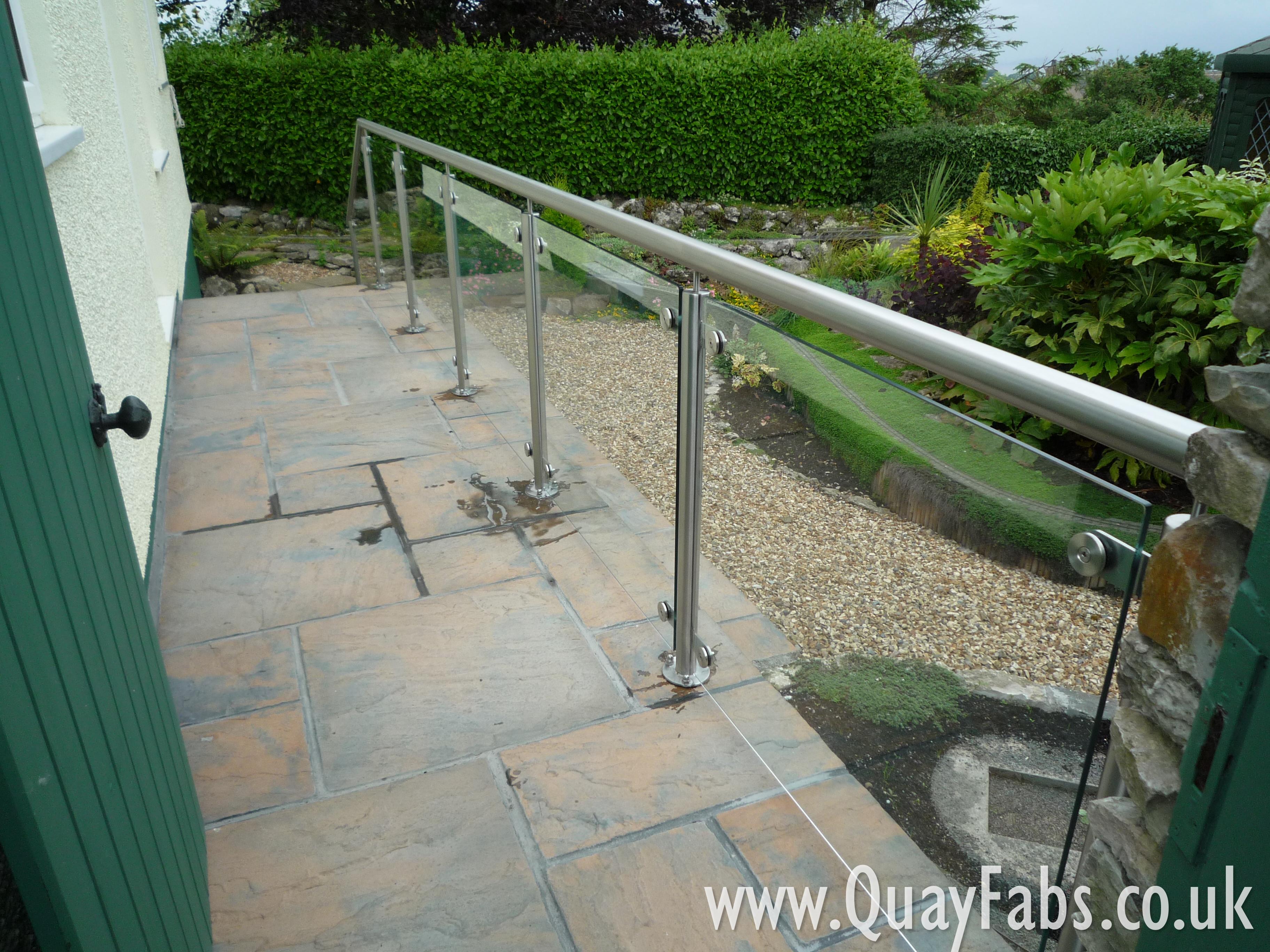 Quay Fabrications Lancaster Handrail (17)