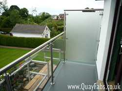 Quay Fabrications Lancaster Handrail (43)