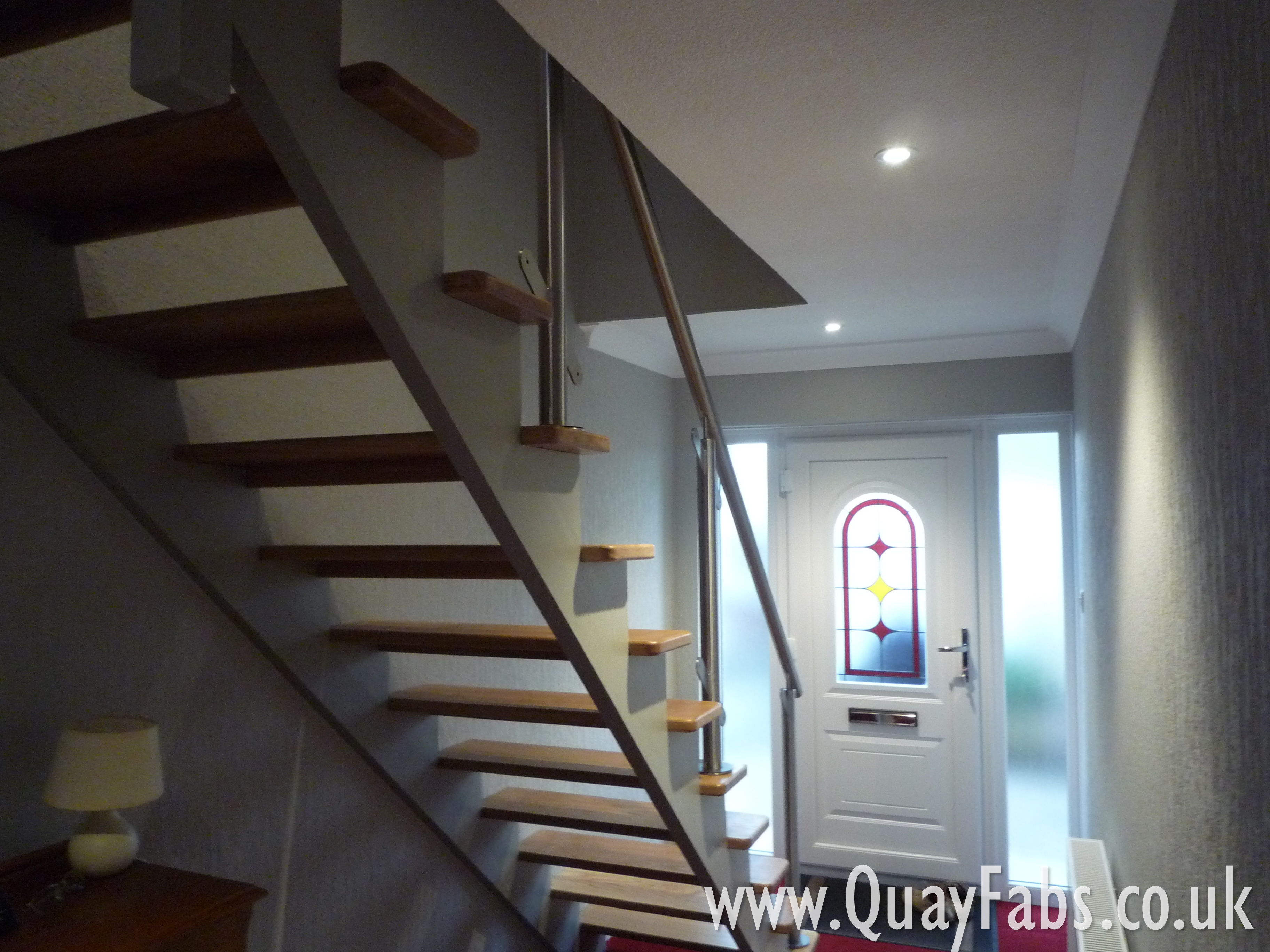 Quay Fabrications Lancaster Staircase (29)