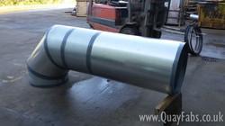 Quay Fabrications (Lancaster) Ltd Chimney (1)
