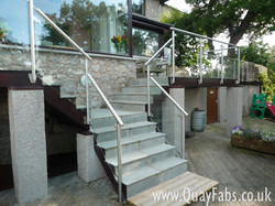 Quay Fabrications Lancaster Staircase (26)