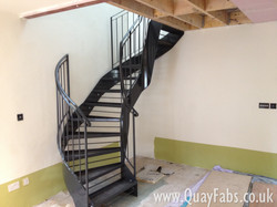 Quay Fabrications Lancaster Staircase (12)