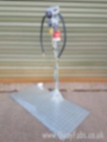 Quay Fabricatons (Lancaster) Ltd Gas Stand 2