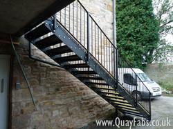 Quay Fabrications Lancaster Handrail (29)