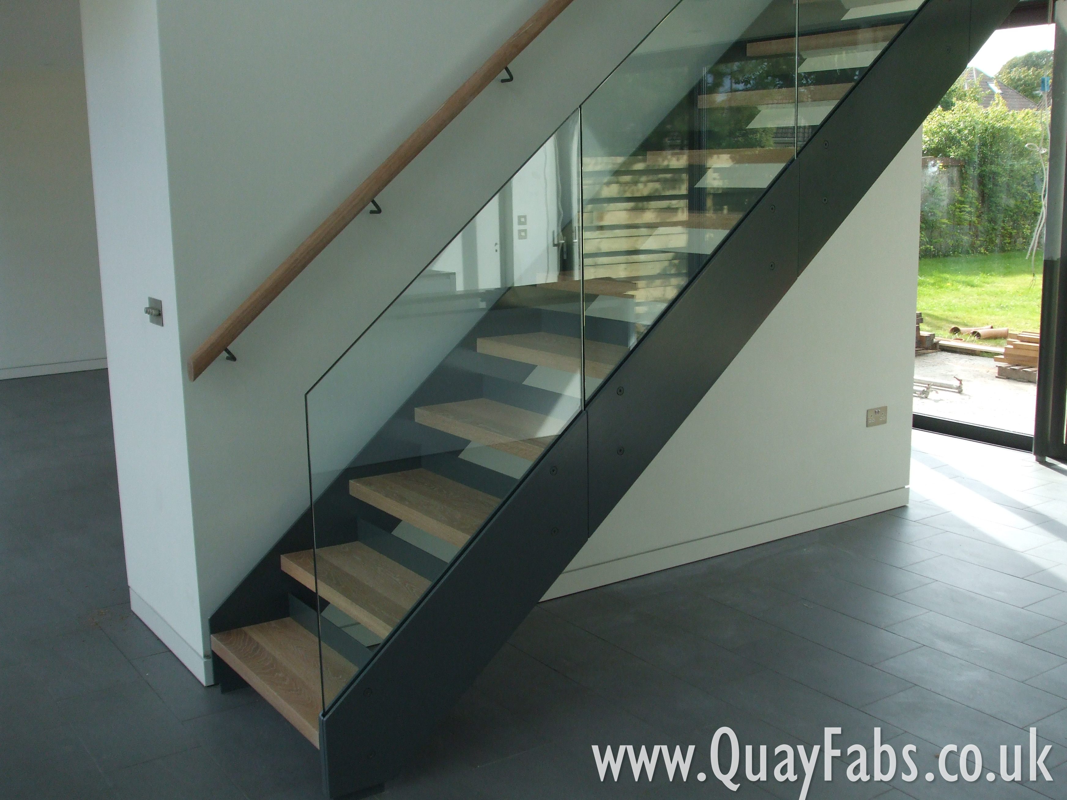 Quay Fabrications Lancaster Staircase (34)