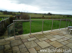 Quay Fabrications Lancaster Handrail (33)