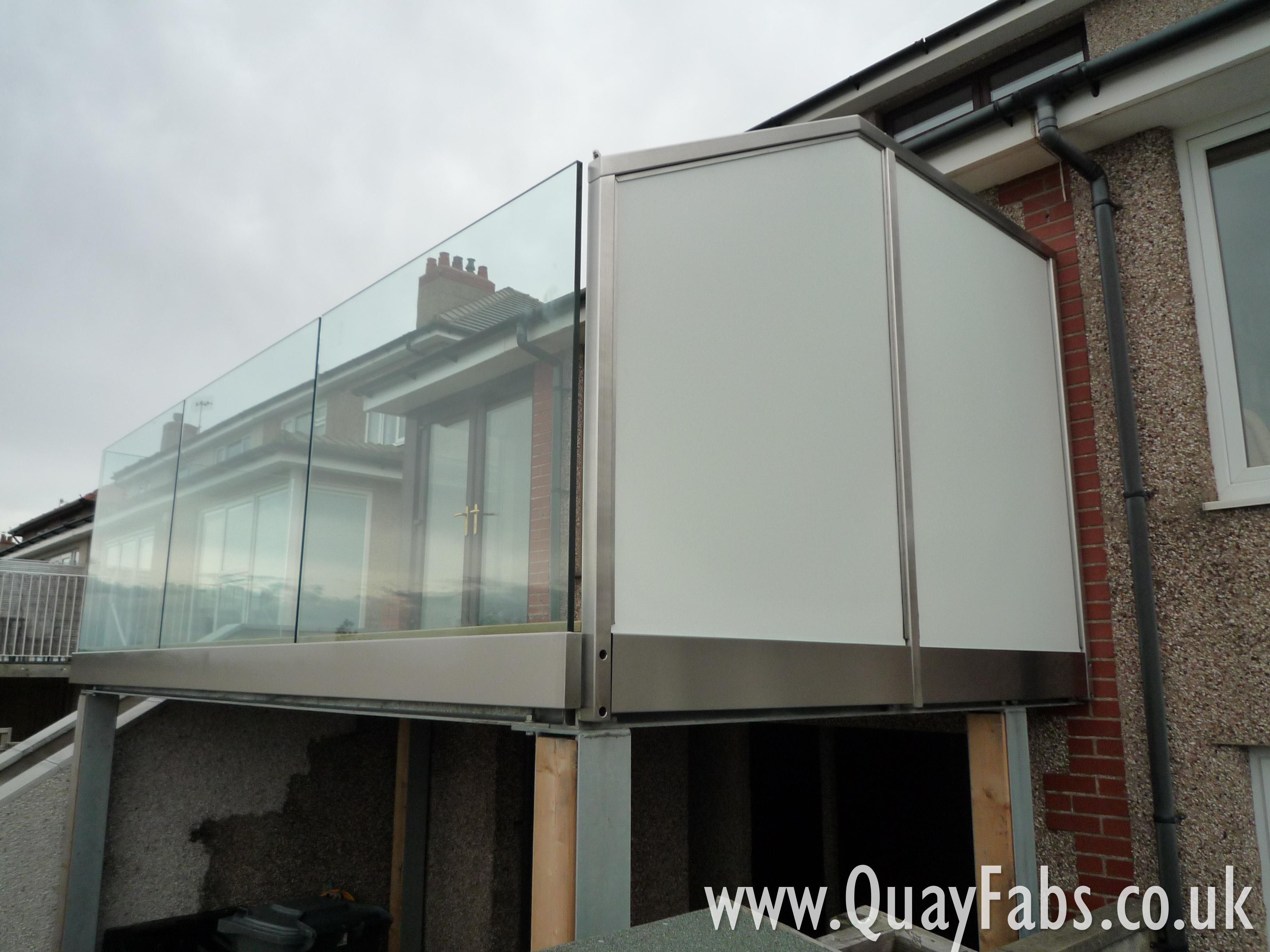 Quay Fabrications Lancaster Balcony (10)