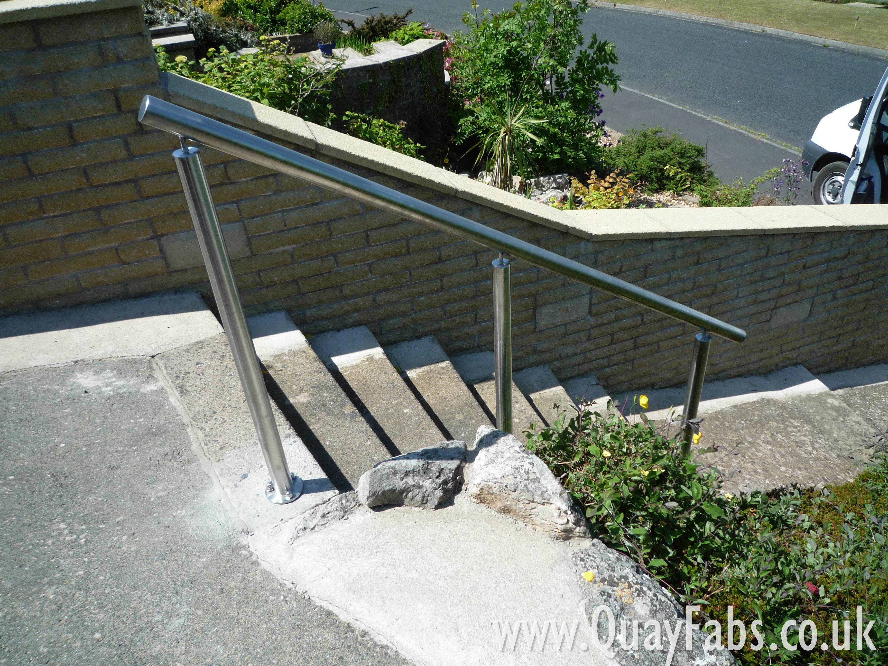 Quay Fabrications Lancaster Handrail (16)