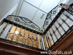 Quay Fabrications Lancaster Handrail (35)