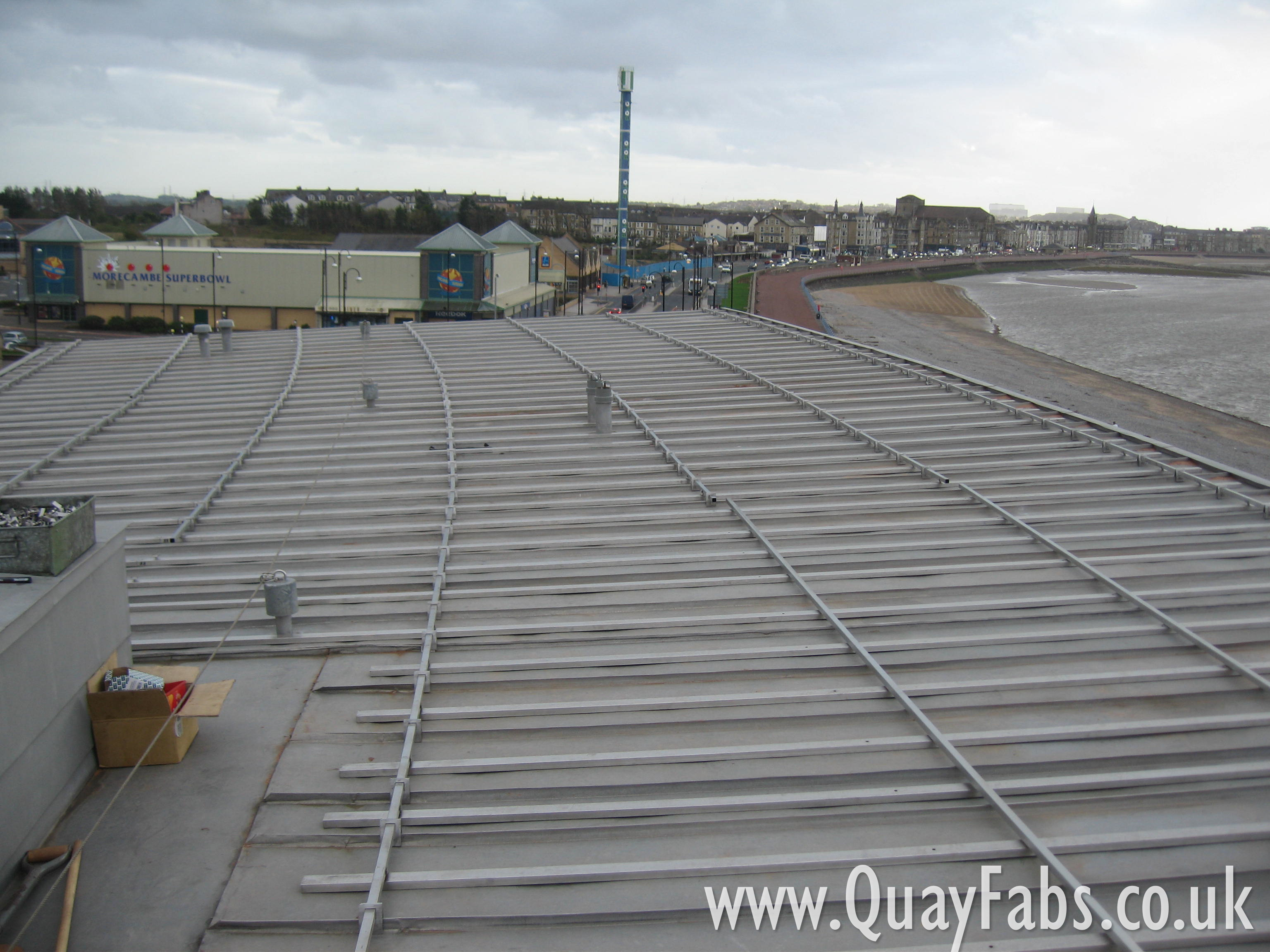 Quay Fabrications Lancaster Construction (10)