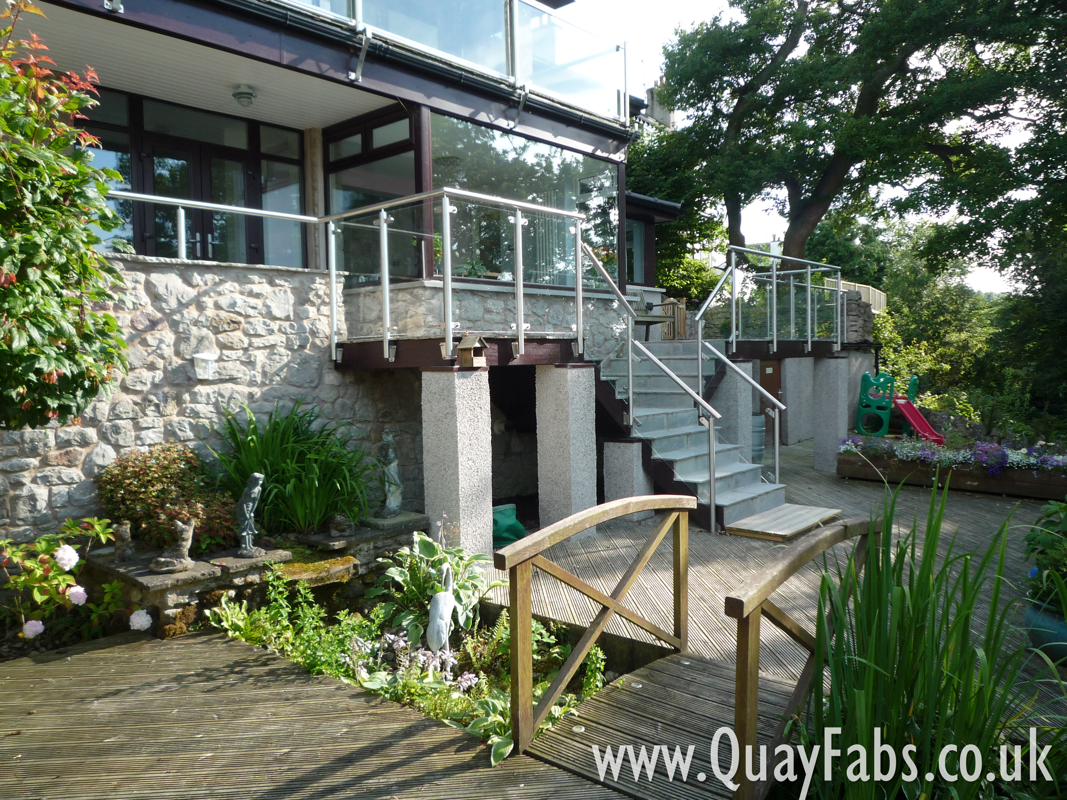 Quay Fabrications Lancaster Staircase (27)