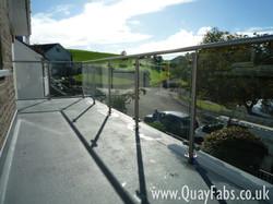 Quay Fabrications Lancaster Handrail (5)