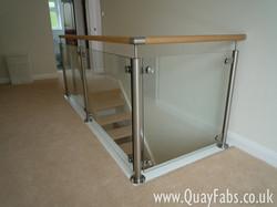 Quay Fabrications Lancaster Handrail (40)