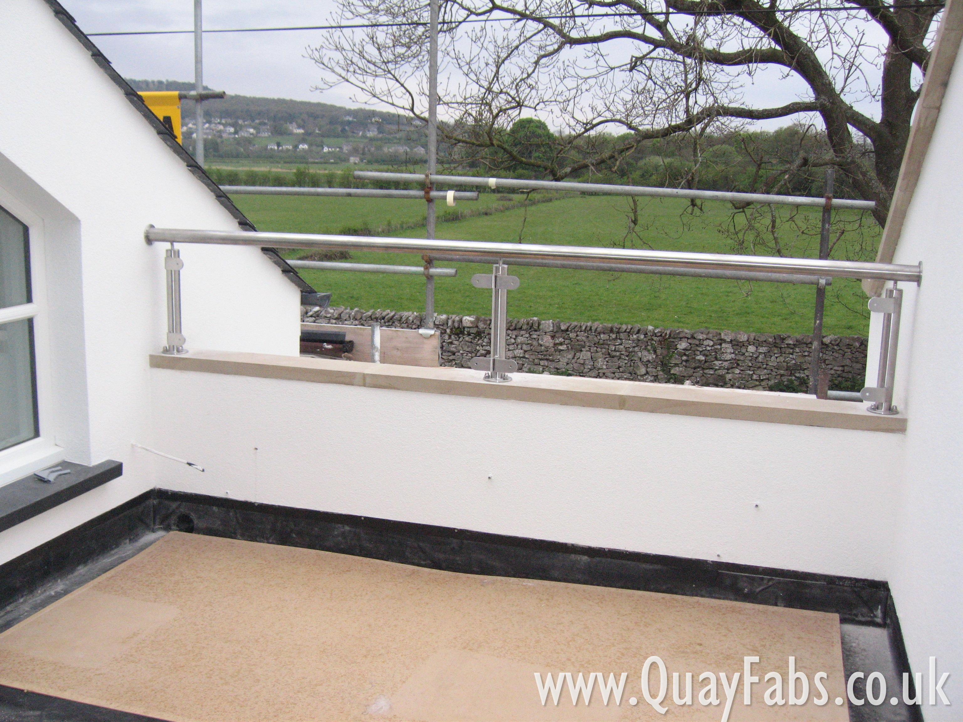 Quay Fabrications Lancaster Handrail (68)