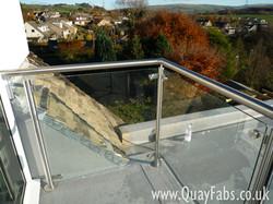 Quay Fabrications Lancaster Handrail (75)