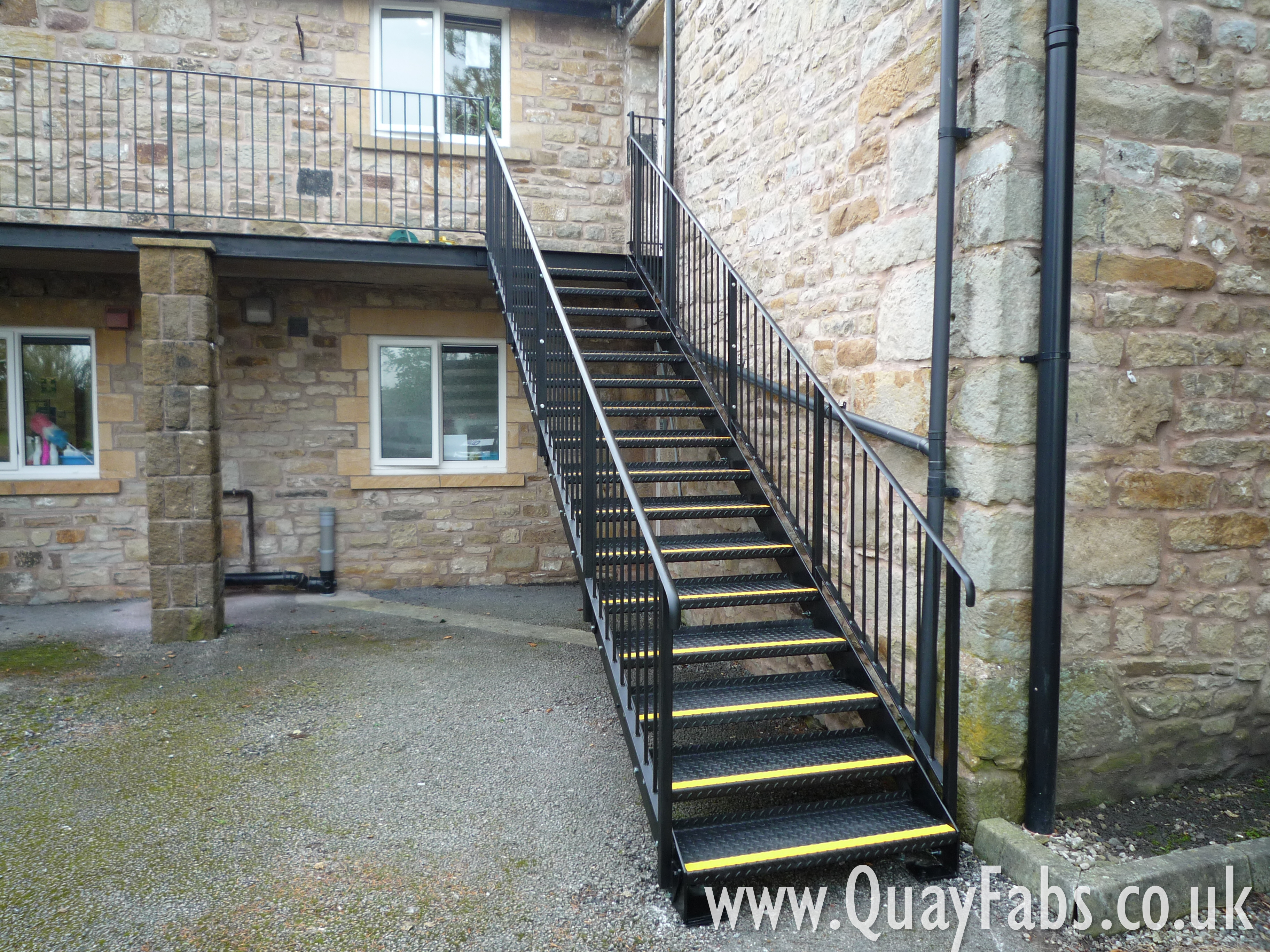Quay Fabrications Lancaster Safety (10)