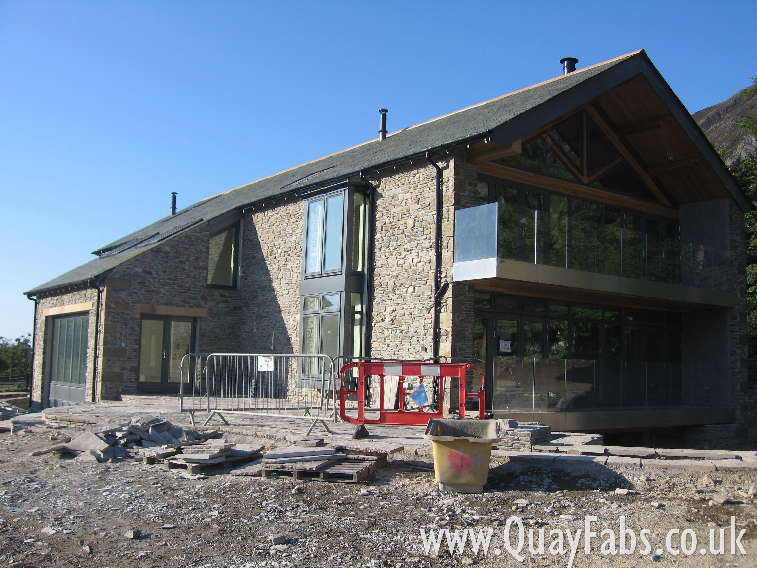 Quay Fabrications Lancaster Balcony (29)