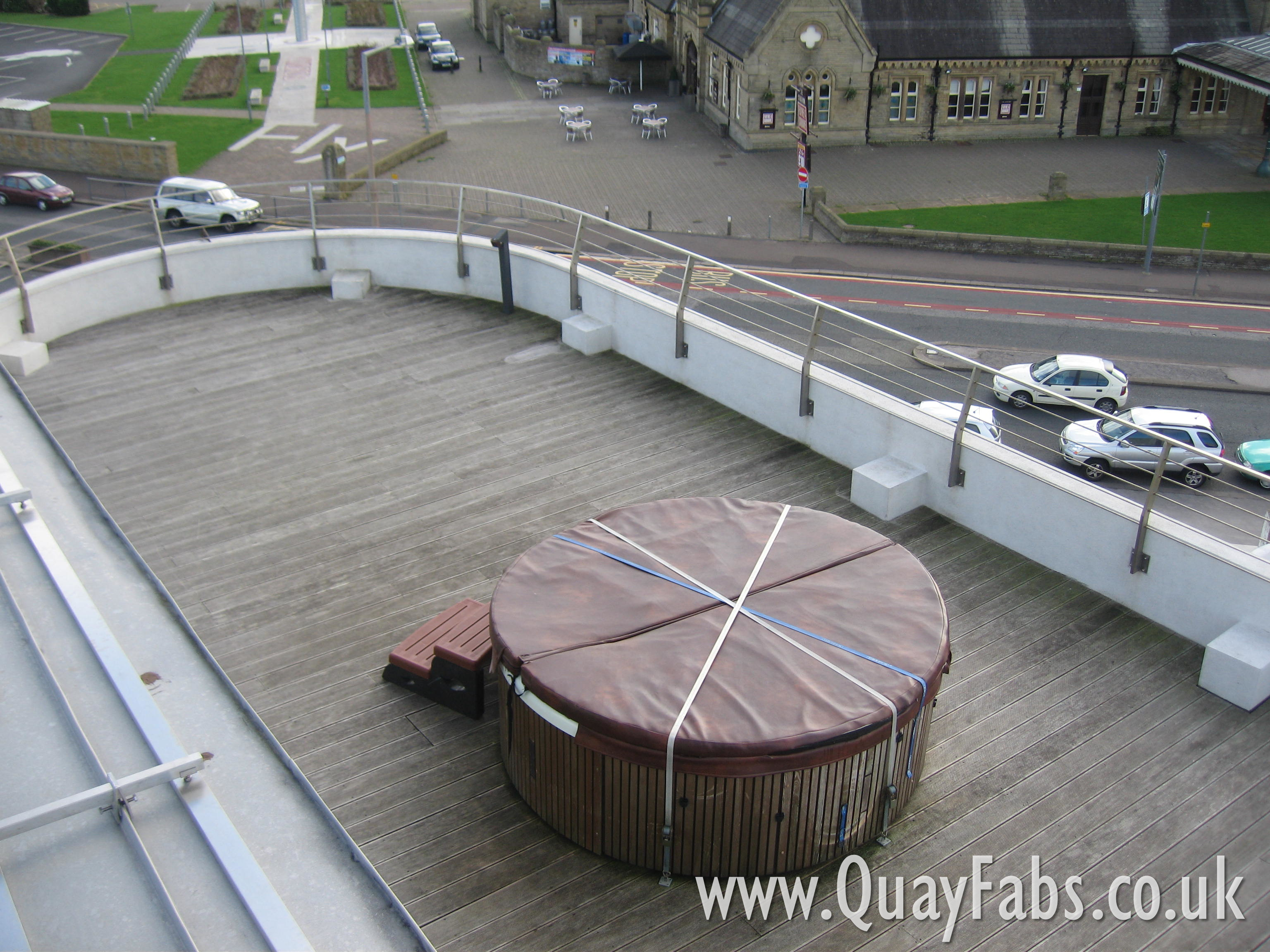 Quay Fabrications Lancaster Construction (34)