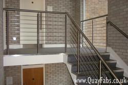 Quay Fabrications Lancaster Handrail (48)