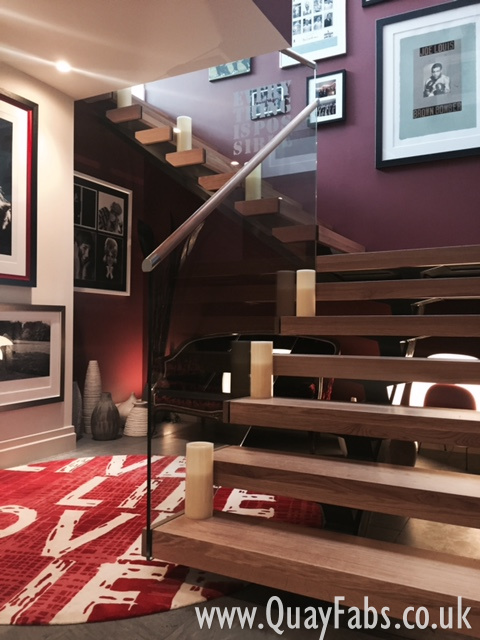 Quay Fabrications Lancaster Staircase (7)