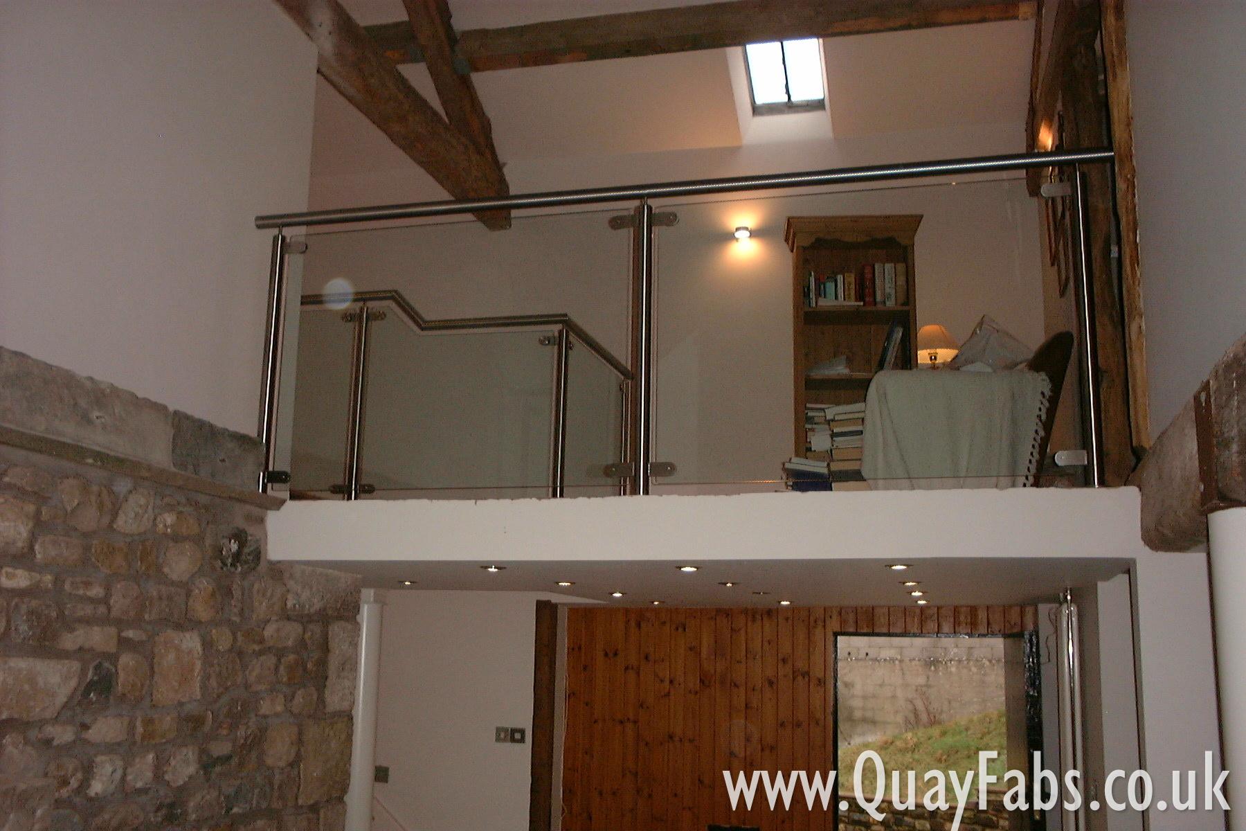 Quay Fabrications Lancaster Handrail (56)