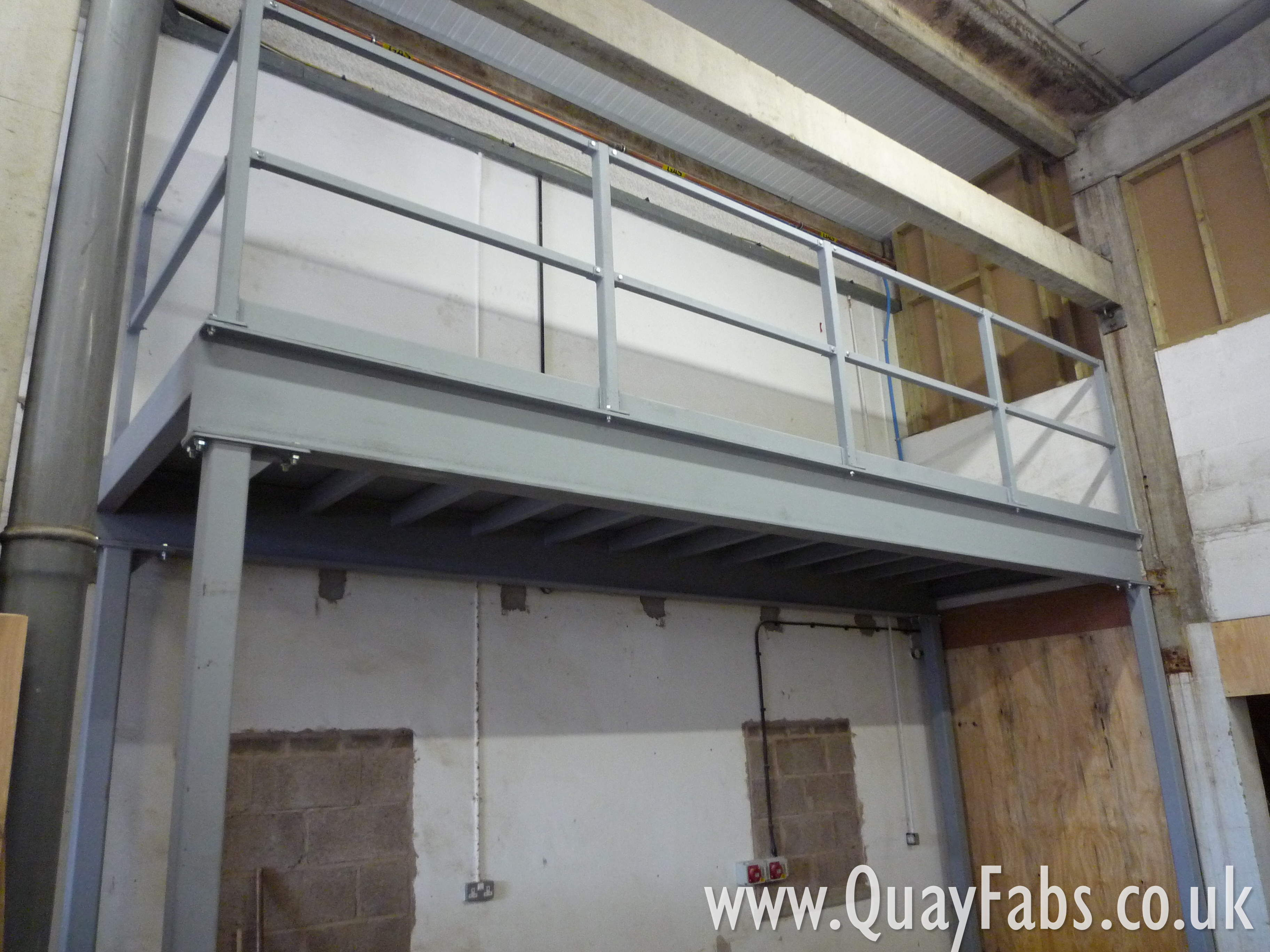 Quay Fabrications Lancaster Construction (28)