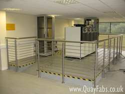 Quay Fabrications Lancaster Handrail (64)