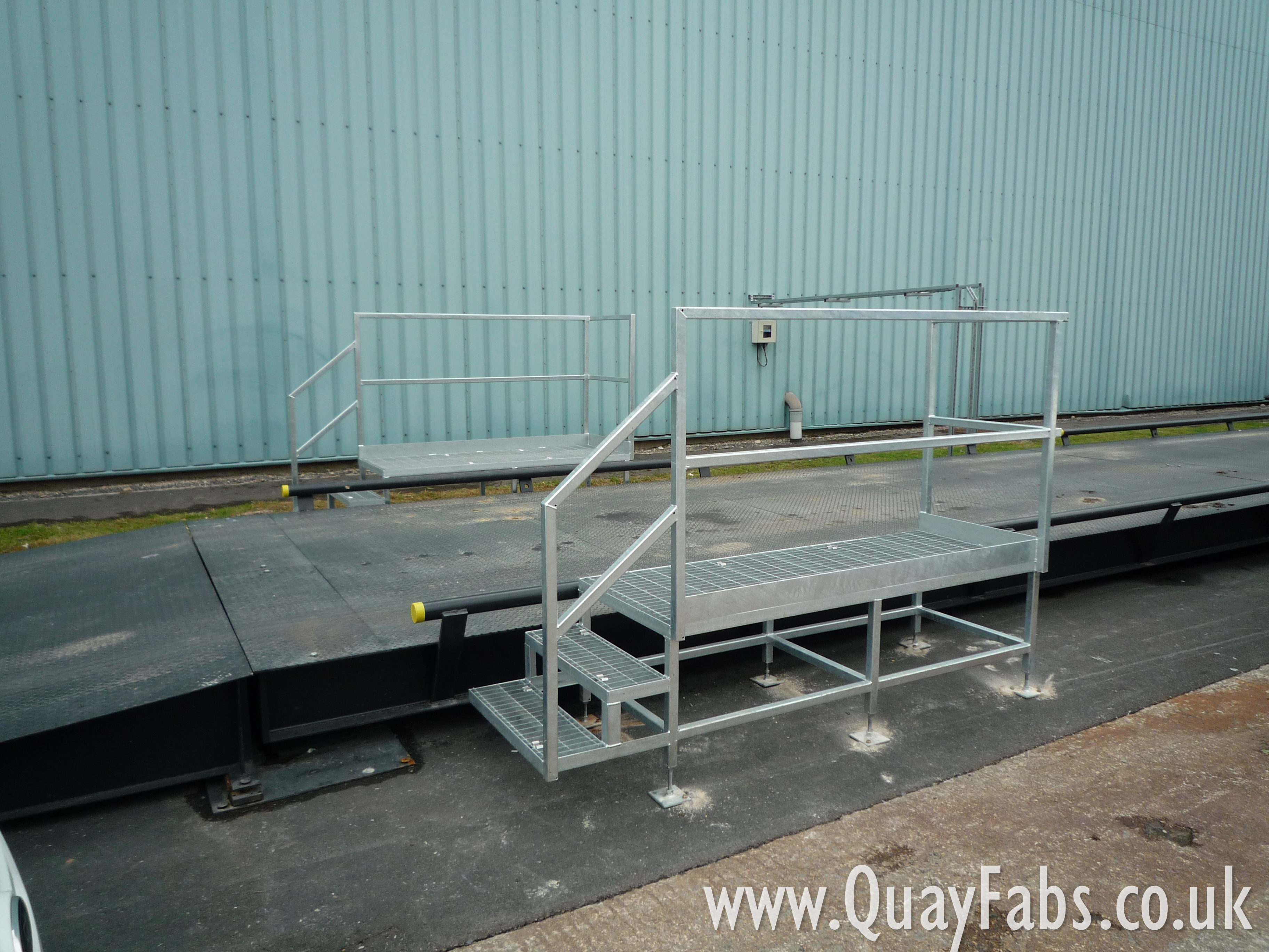 Quay Fabrications Lancaster Staircase (31)