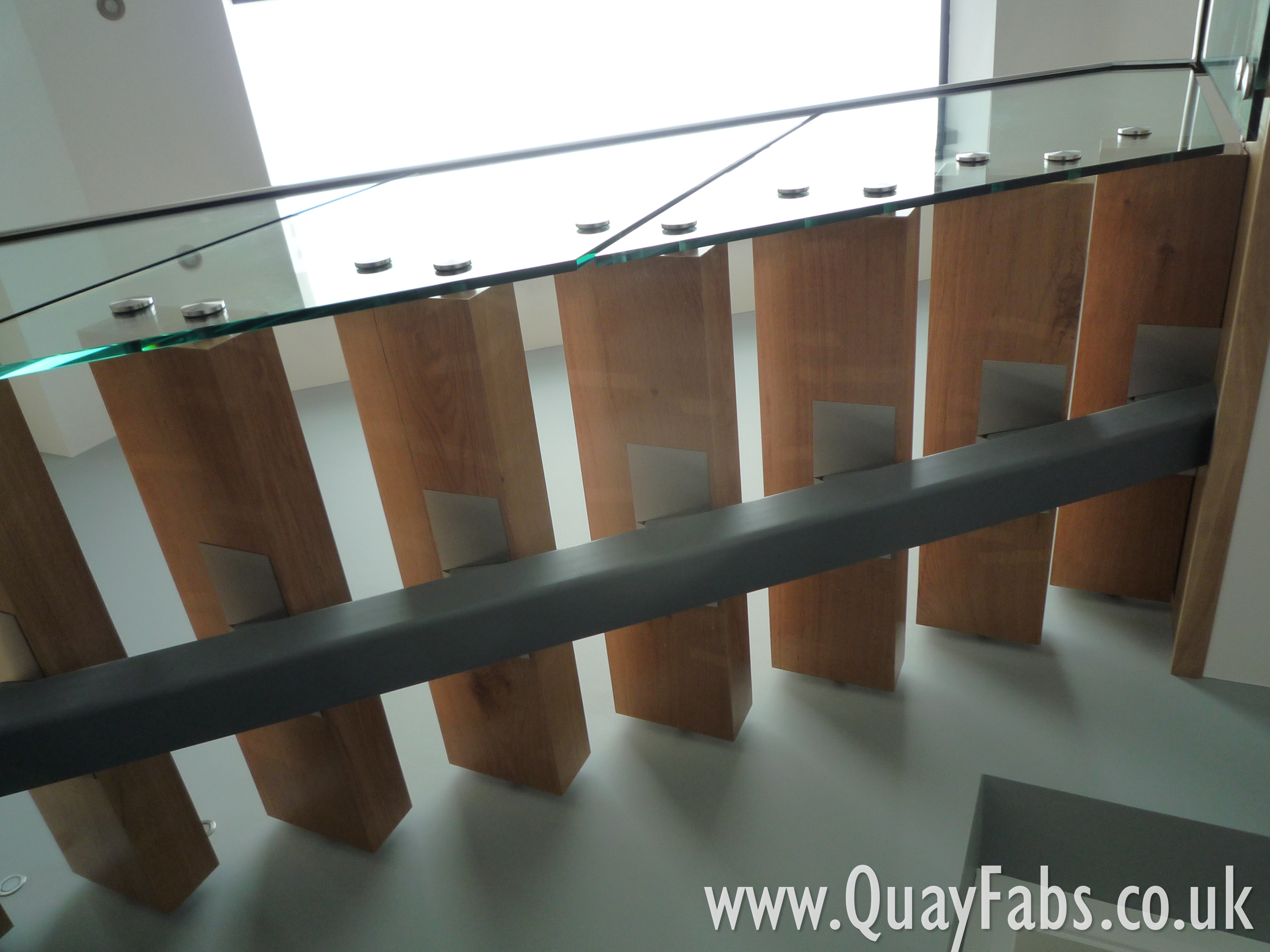 Quay Fabrications Lancaster Staircase (17)