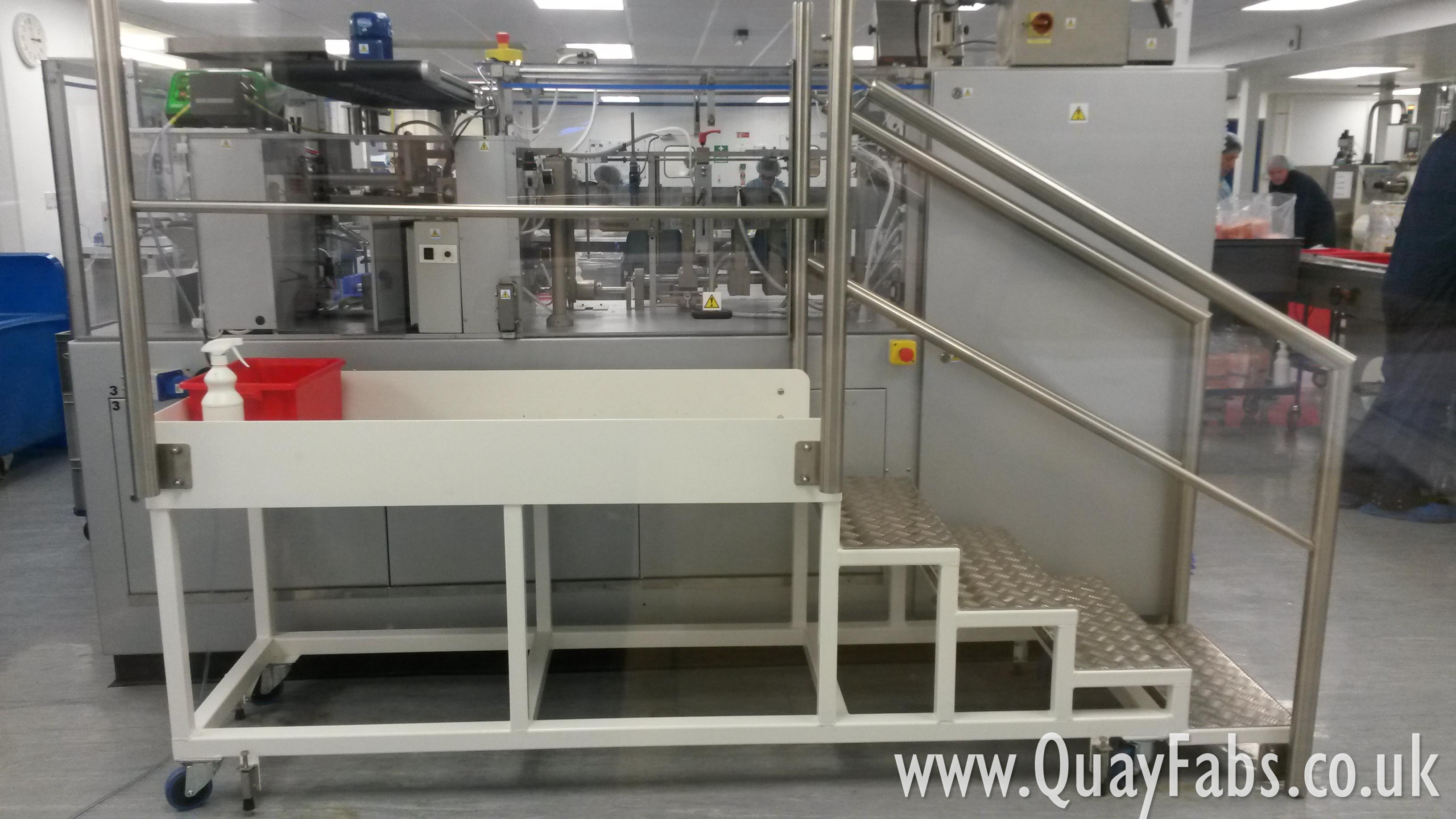 Quay Fabrications Lancaster Handrail (58)
