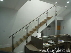 Quay Fabrications Lancaster Handrail (37)