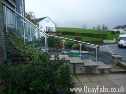 Quay Fabrications Lancaster Handrail (6)