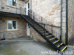 Quay Fabrications Lancaster Staircase (28)