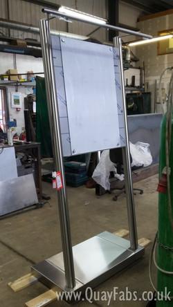 Quay Fabrications (Lancaster) Ltd Signage (1)