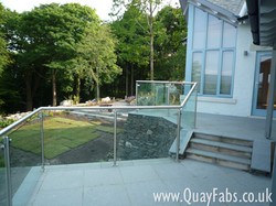 Quay Fabrications Lancaster Handrail (74)