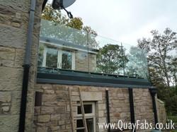 Quay Fabrications Lancaster Handrail (84)