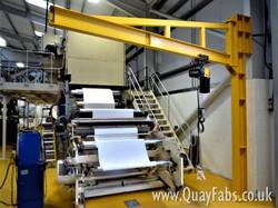 Quay Fabrications Lancaster Ltd Lifting Equipment (1)
