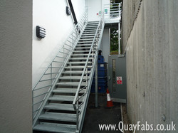 Quay Fabrications Lancaster Staircase (21)