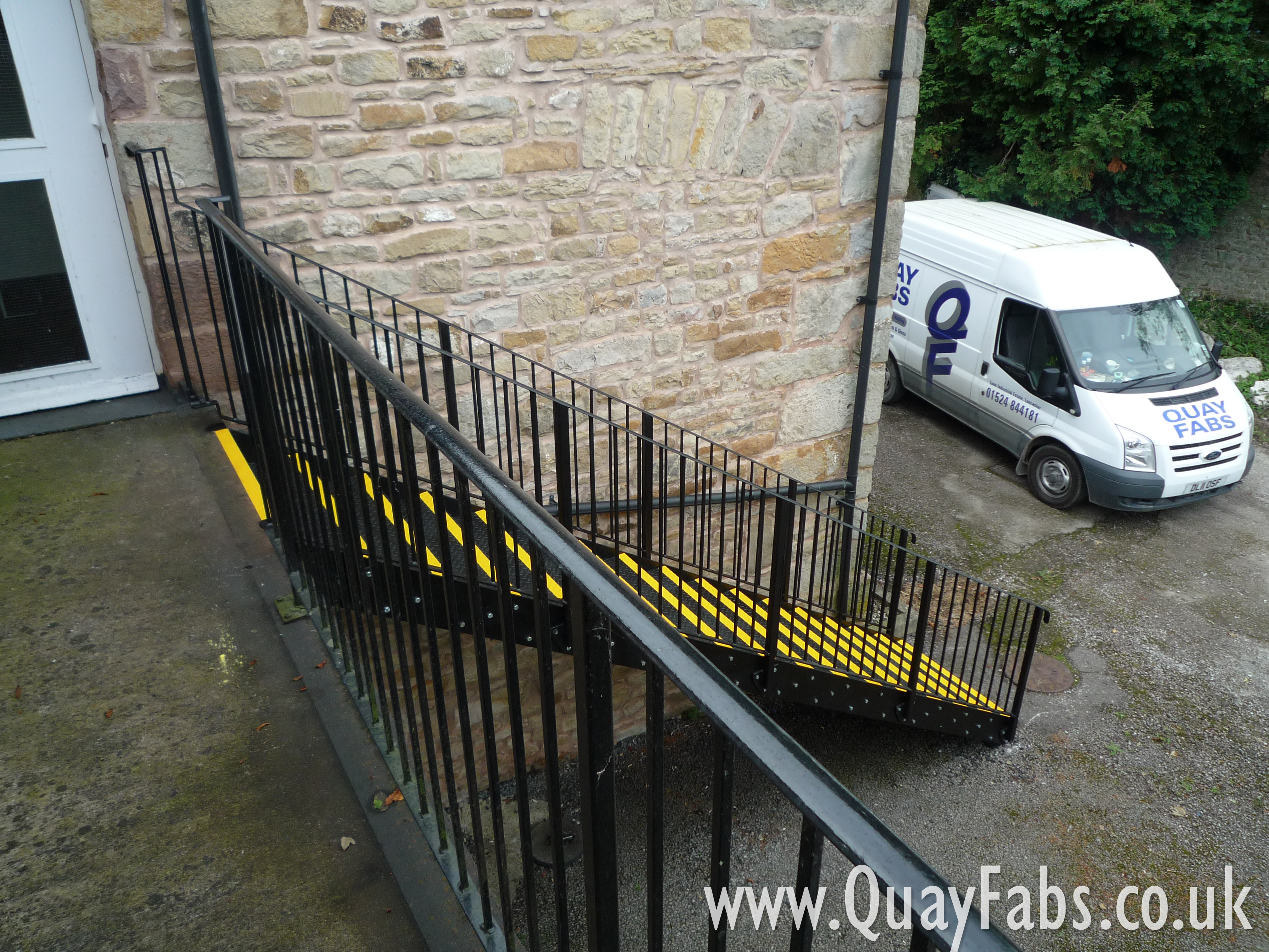 Quay Fabrications Lancaster Construction (27)