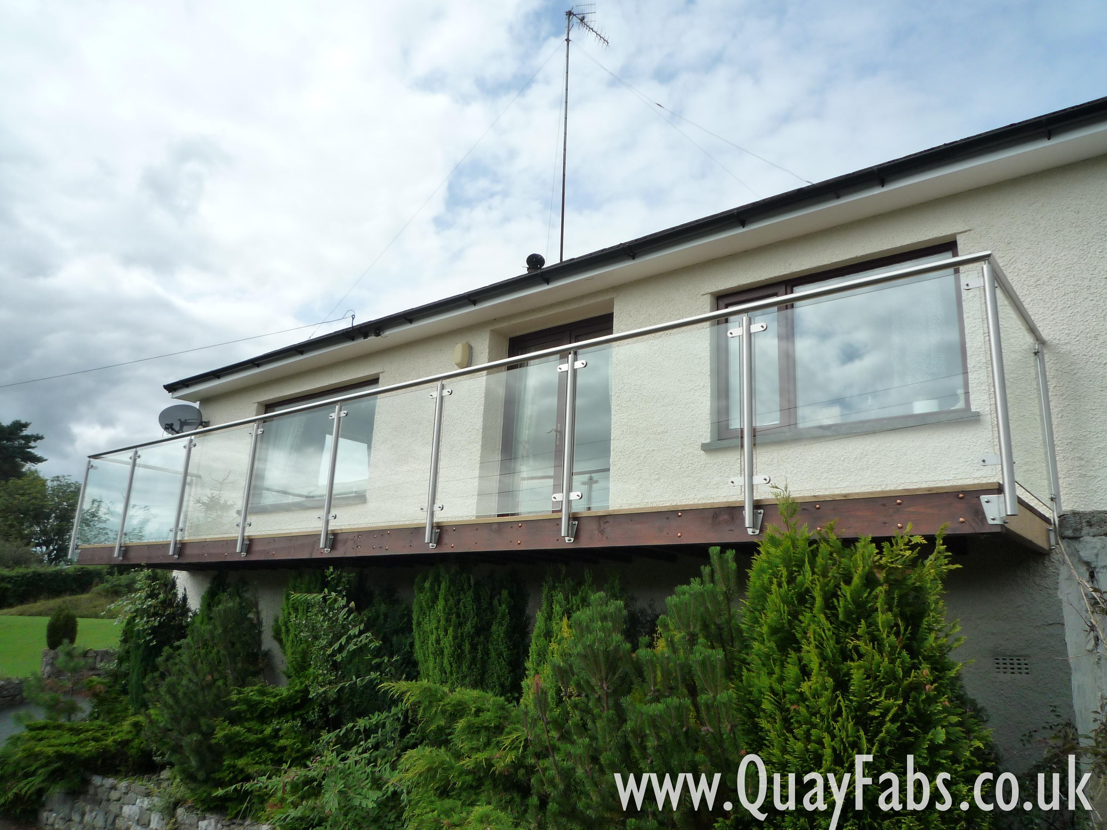 Quay Fabrications Lancaster Balcony (1)