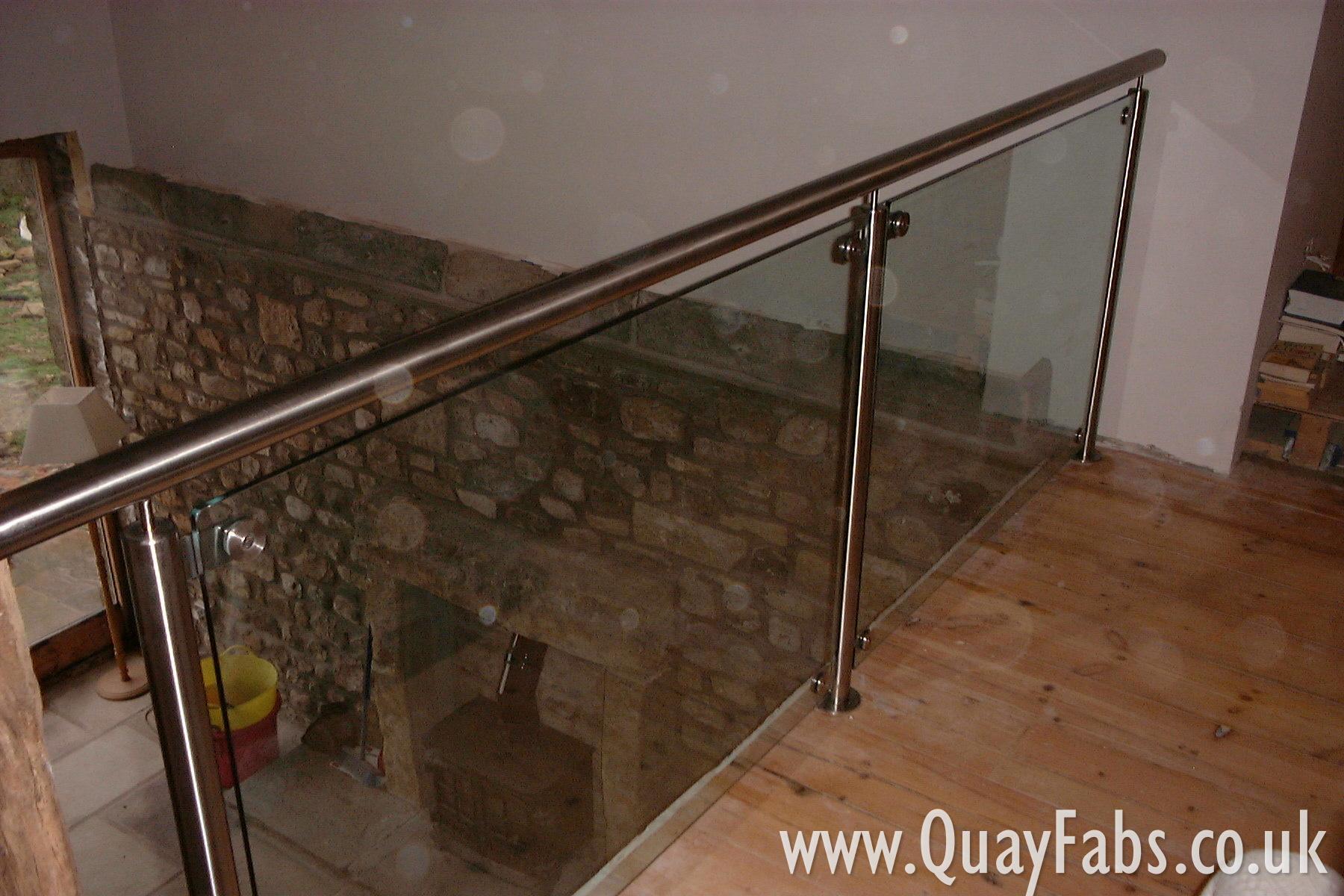 Quay Fabrications Lancaster Handrail (55)