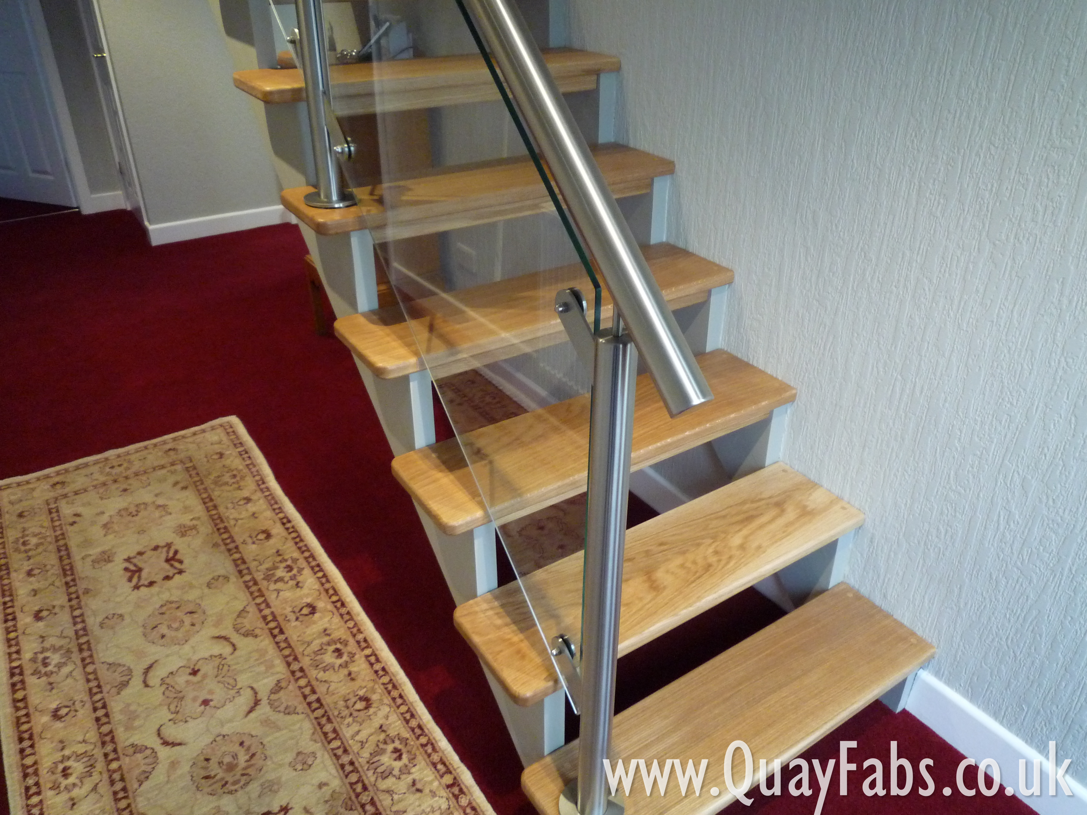 Quay Fabrications Lancaster Staircase (30)