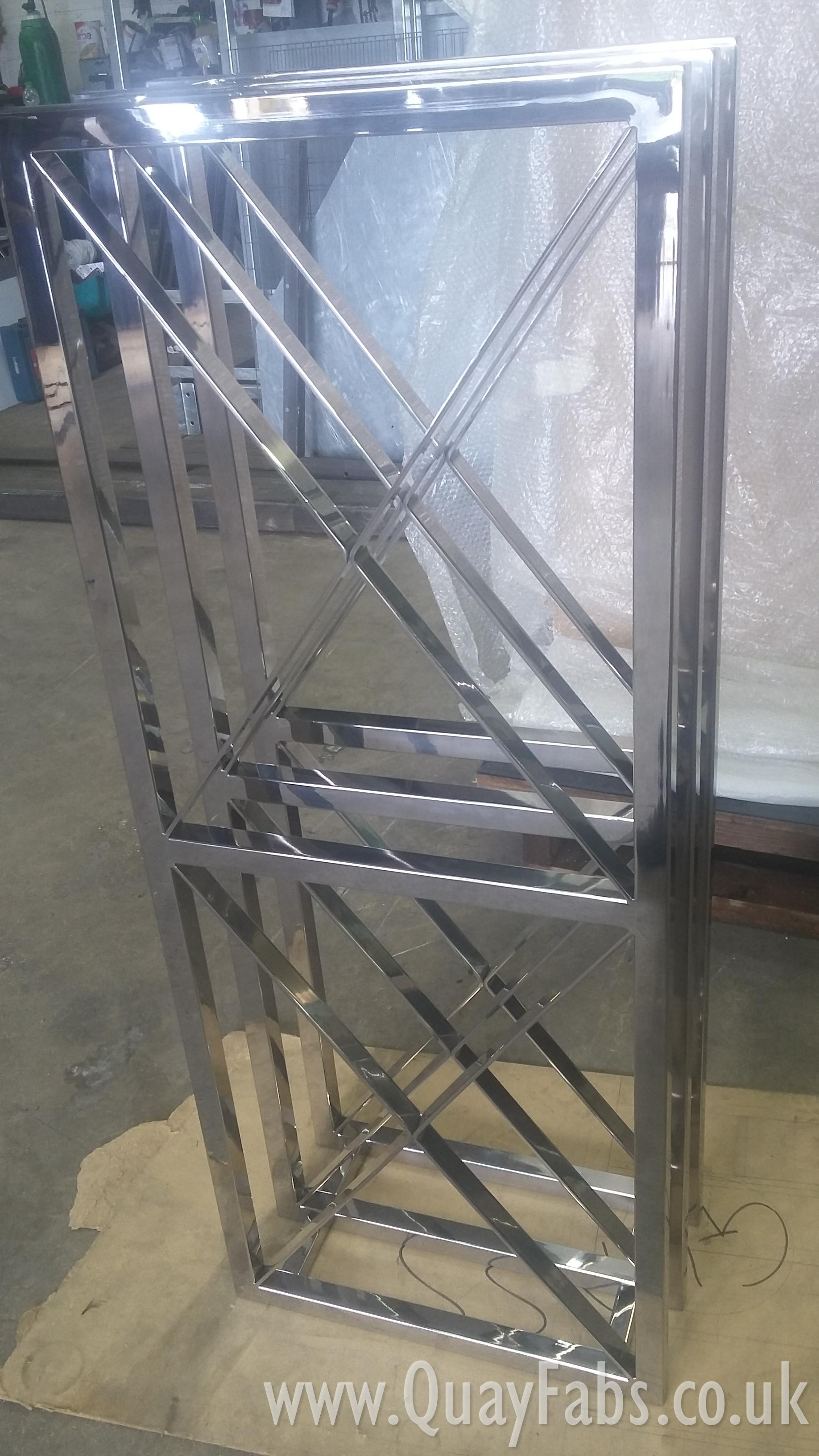 Quay Fabrications (Lancaster) Ltd Wine Rack (1)