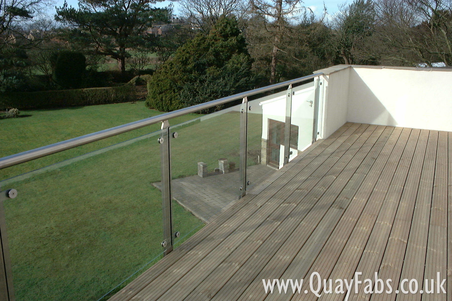Quay Fabrications Lancaster Handrail (50)