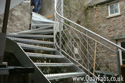 Quay Fabrications Lancaster Staircase (5)