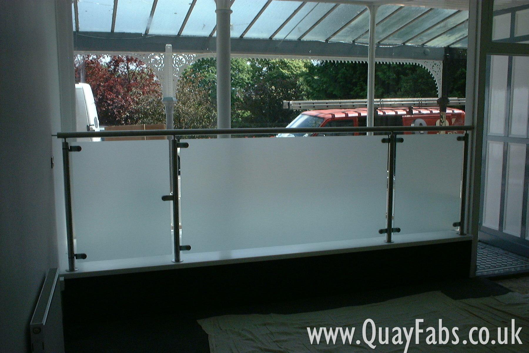 Quay Fabrications Lancaster Handrail (47)